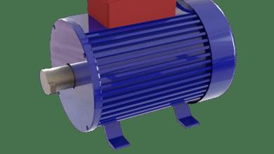 موتور القایی تکفاز AC