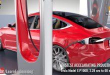 نحوه عملکرد خودروهای برقی
