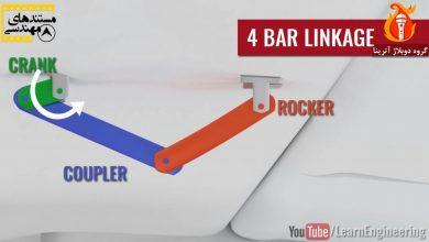 مکانیزم کرانک راکر