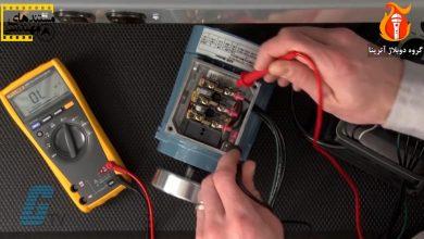 روش تست درایو الکتریکی