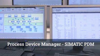 نرم افزار SIMATIC PDM
