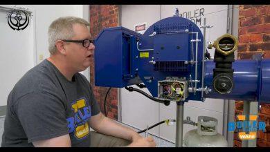 Photo of چک درب موتور ماژولار بویلر