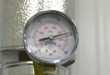 فشار آب در تغذیه بویلر
